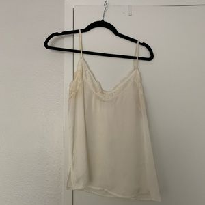 nordstrom BP lace camisole